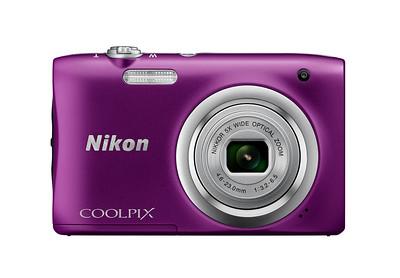 Nikon Coolpix A100 in Nikon Coolpix A10
