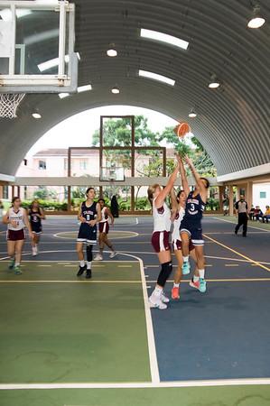 Varsity Girls Basketball vs. Baldwin 2019