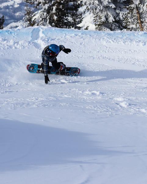Snowboard 2018-2019