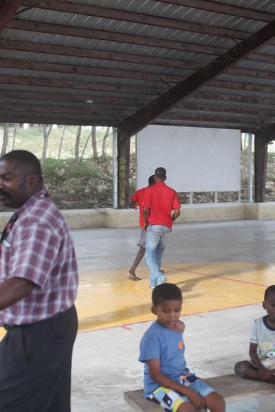 Haiti Basketball Pics