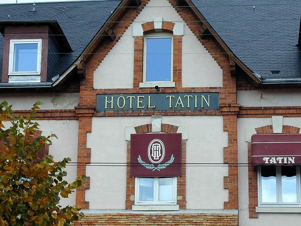 Hotel Restaurant - Tatin