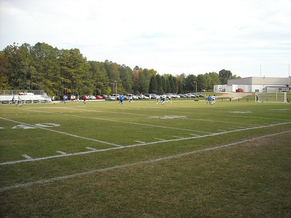 Varsity Soccer at Trinity Episcopal
