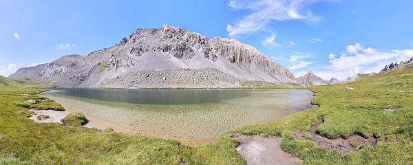 Lac d'Oronaye
