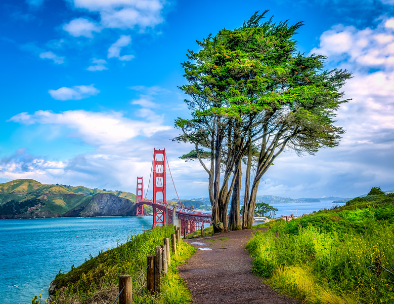 Golden Gate Path