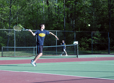 2004 Tennis EHS vs. Colchester