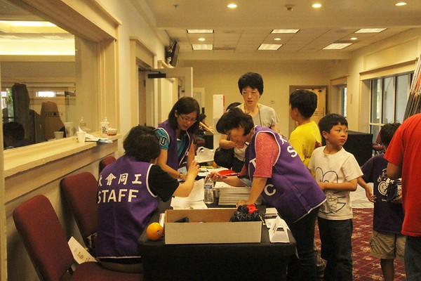 TPC Family Retreat 2015