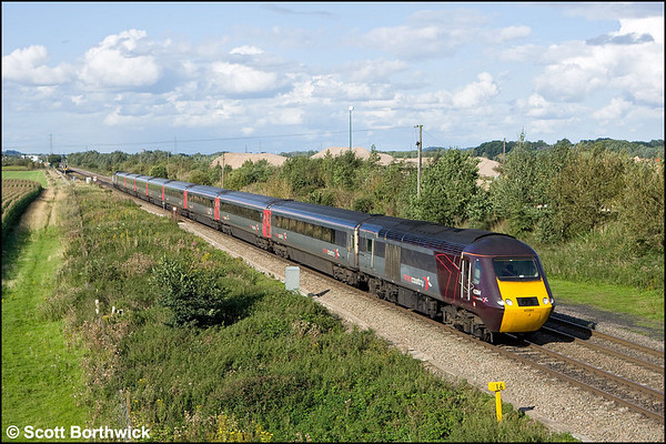 Class 43: Cross Country Trains