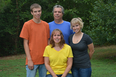 Debbie Al Family