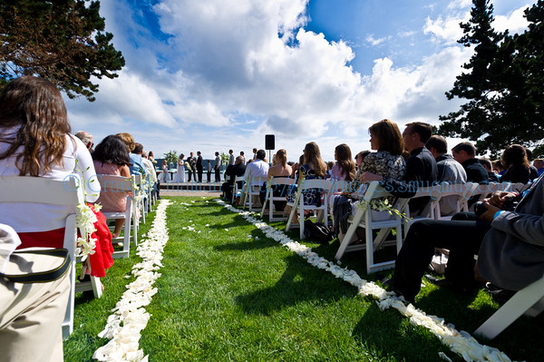 Melissa Clay's Wedding