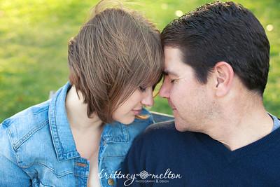 Jill & Brandon