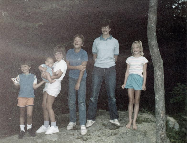 1982? Cousins Bonnie, Jon, Jennie, Nicole, Matt & Chris.jpg