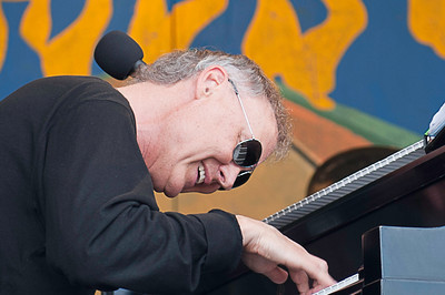 Bruce Hornsby and the Noisemakers - New Orleans Jazz 2012