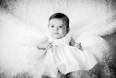 Isabella Rose - 3 months