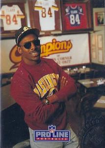 1992 Pro Line Portraits Autographs