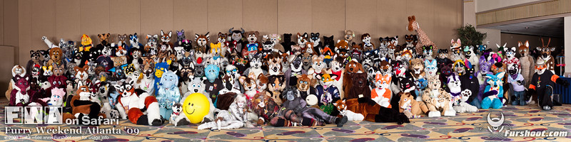 FWA 2009 Group Photo