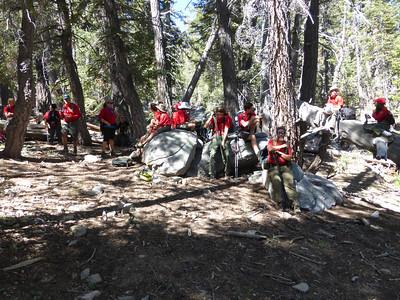 6/14/2014 - Mt San Jacinto Summit Hike