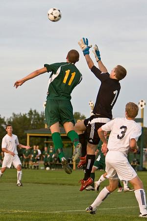 2007 - Traverse City West Mens Soccer