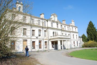 Leybourne Grange Hospital,Kent 2010.