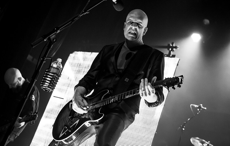 Devin Townsend @ Club Soda 01.12.2014