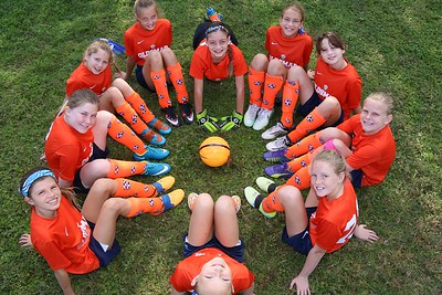 2015 Oldsmar Soccer Club U11G Lightning Competitive Soccer
