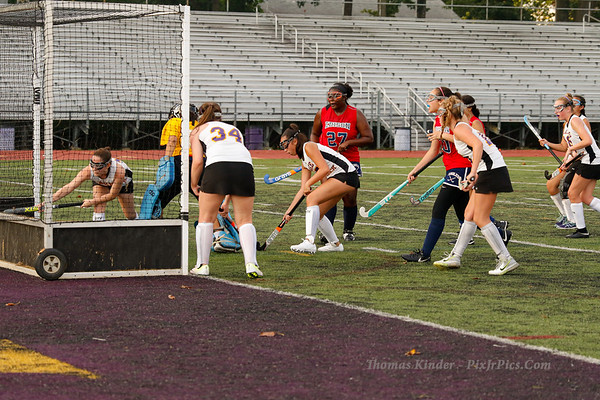 JV Field Hockey v Edison 8/28/19