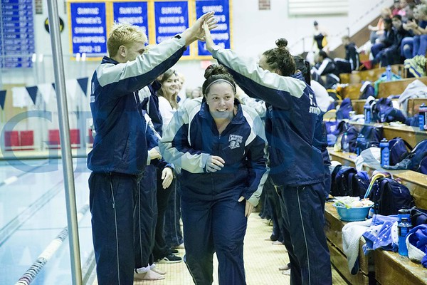 Swimming and Diving Geneseo Invitational