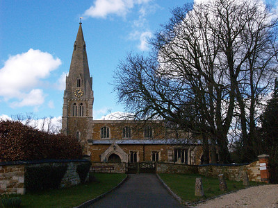 Churches of South-East Leicestershire