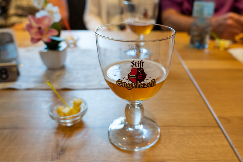 Trappist beer tasting in Austria