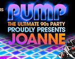 PUMP with Joanne 8th April 2017