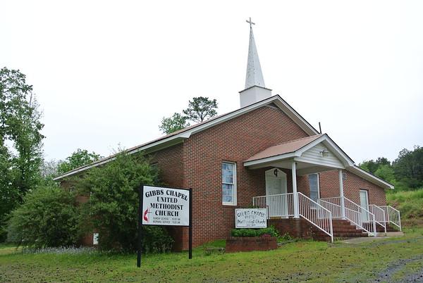 Gibbs Chapel Cemetary