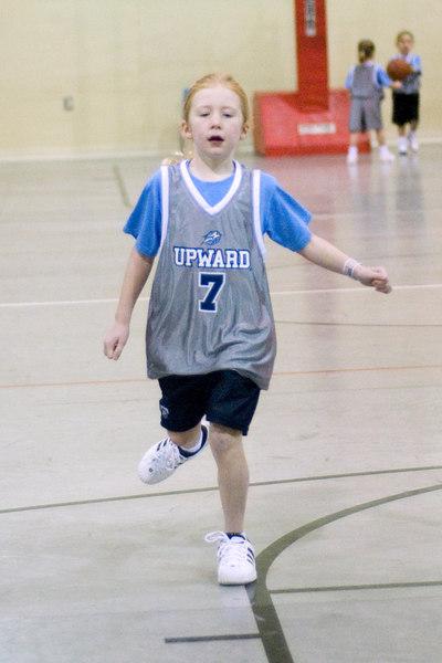 Ally Basketball