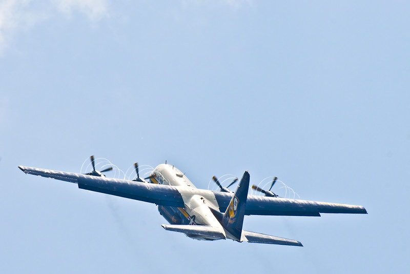 Fat Albert Vapor Trails