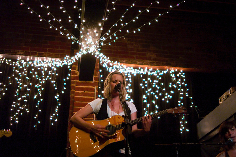 Katie Herzig show at the IOTA in Arlington on July 27