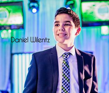Daniel Wilentz Mitzvah Album Preview