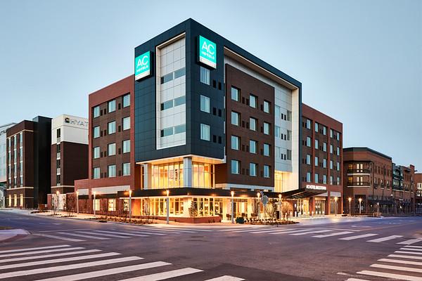 AC Hotel - Oklahoma City, OK (Bricktown)