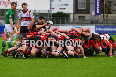 2020-02-22 Old Wesley 14 City of Armagh 12 (AIL 1B )