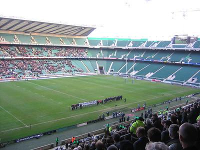 Oxford v Cambridge Varsity Match Twickenham - Dec 06