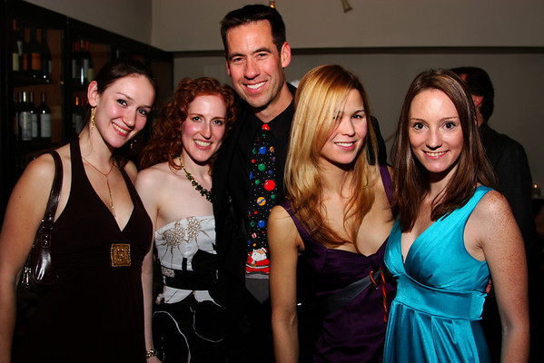 Holiday Party at Black Bottle