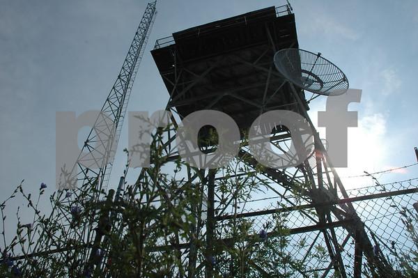 Pinnacle Tower Trail - August 2008