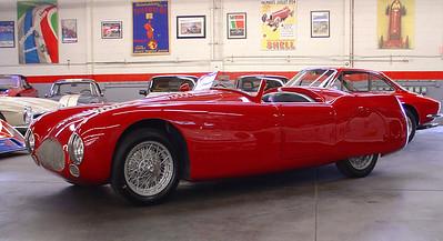 Cisitalia 202 SMM  1947 - SOLD