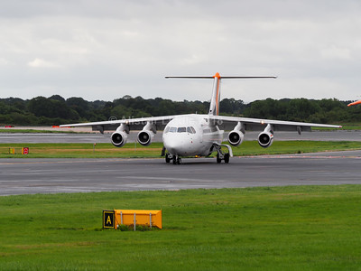 Manchester Airport 27-08-2018