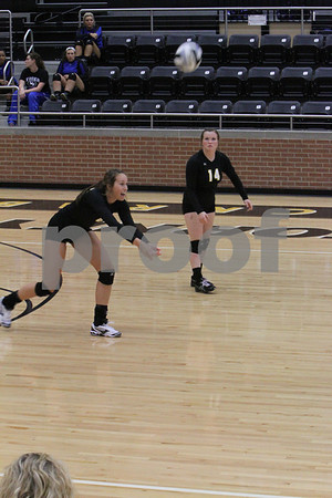 Forney High School Volleyball 2013