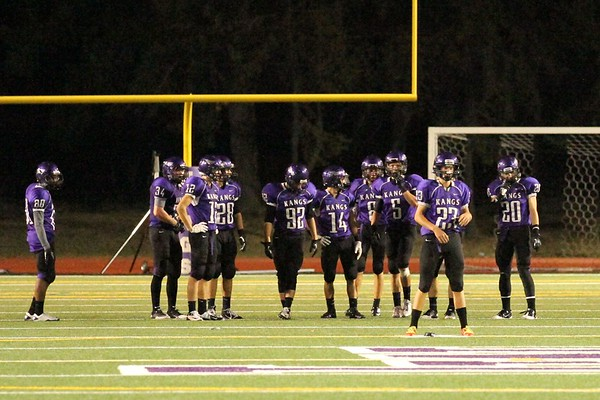 SEPT 28 | Varsity Kangs vs Liberty