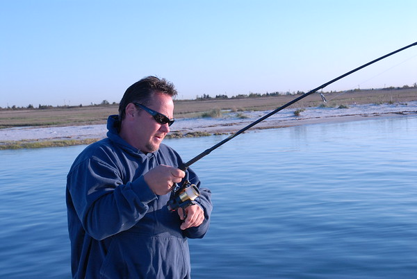 Fishing with Ray