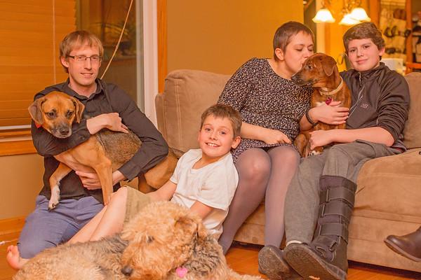 Puppy Adoption Pics TurkeyDay 2014