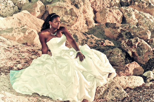 Latisha's Bridal Session