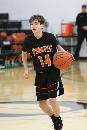 10JV Boys Junior Varsity:  Wheelersburg JV at Oak Hill JV 2018