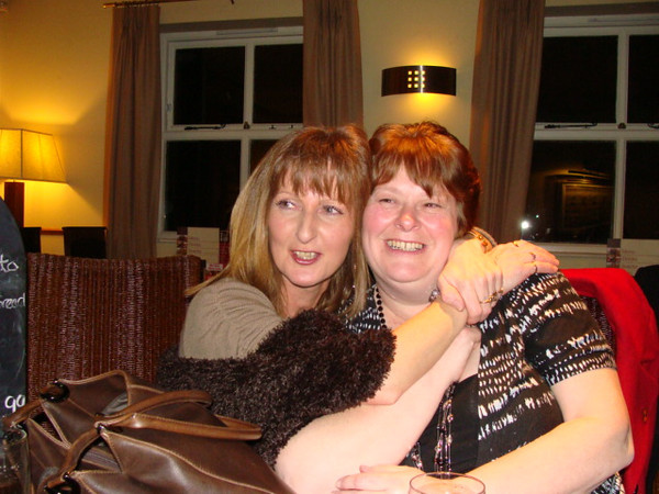 Yvonne & Wendy 2011