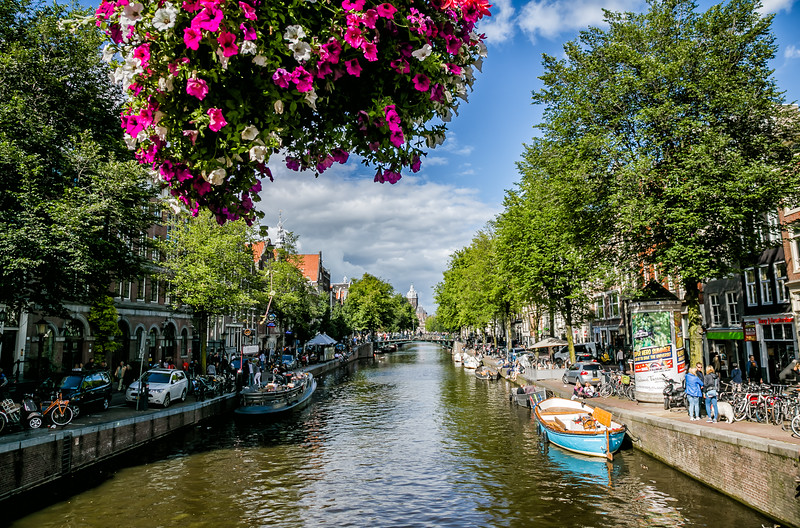 Best Time to Visit Europe Amsterdam Netherlands