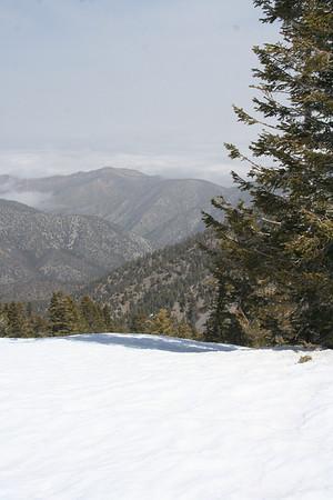 Mt. Pinos Showshoeing 10